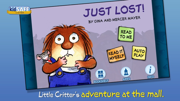 Just Lost - Little Critter