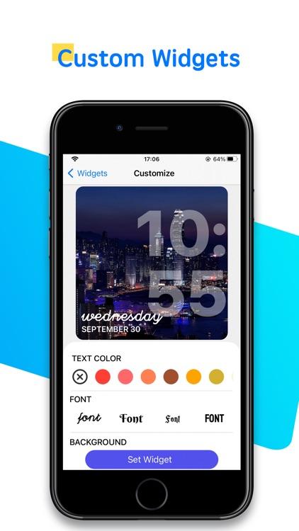 Fun Widget -Custom Home Screen screenshot-5