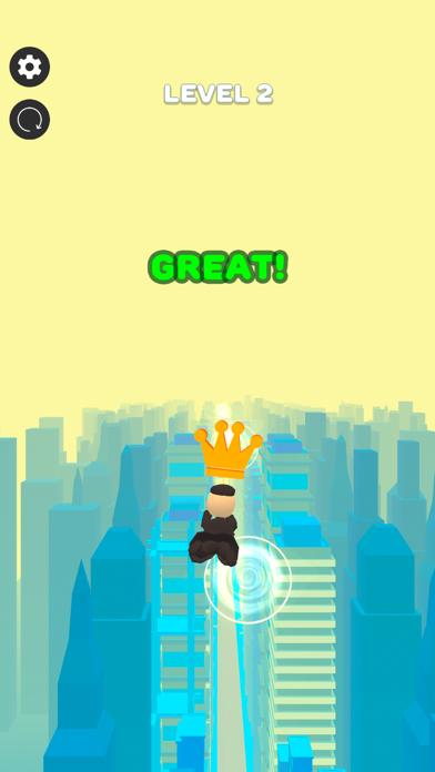 Rope Race 3D screenshot 1