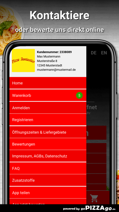 Pizza Fantastico Gröbenzell screenshot 3