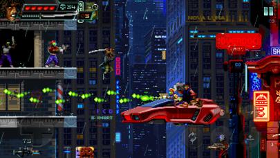 Huntdown screenshot 1