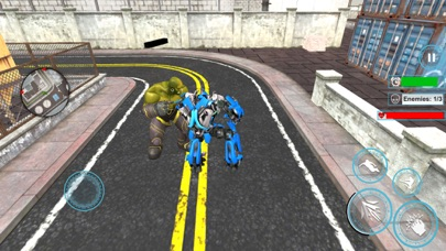 Incredible Robot Hero Monster screenshot 3