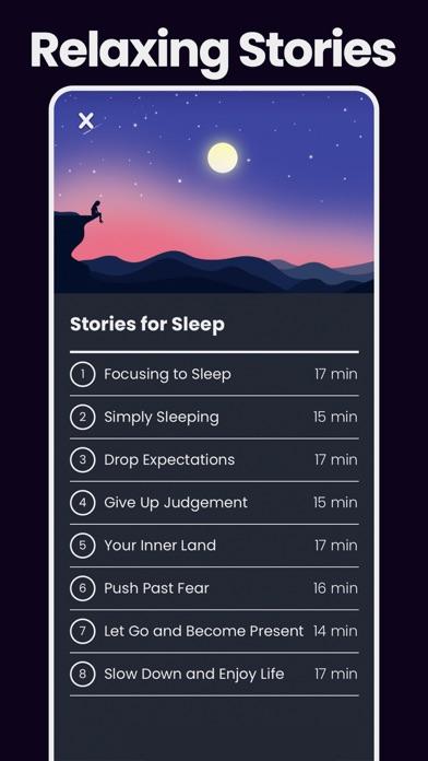 cancel Dojo - Meditation & Sleep subscription image 2