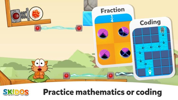 Kids Learning Games: 6-9 Years screenshot-4
