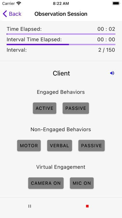 Behavior Observation: BOSS