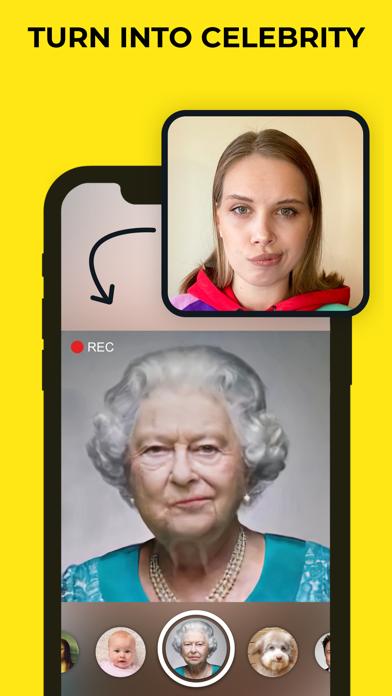Avatarify: AI Face Animator screenshot 3