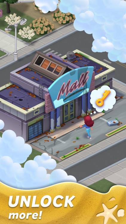 Match Town Makeover: Design 3d screenshot-5
