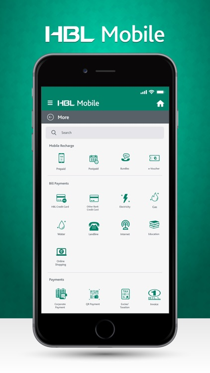 HBL Mobile screenshot-6