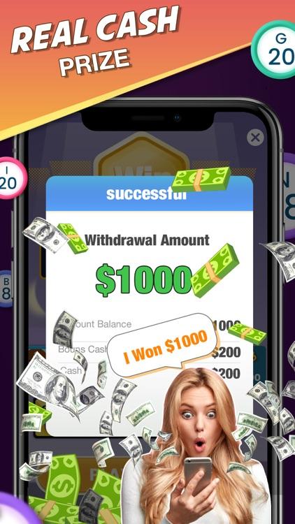The Queen's Bingo: Cash Prizes screenshot-5