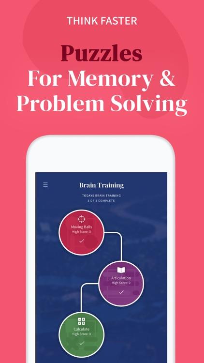 Focus Factor - Brain Hub screenshot-3