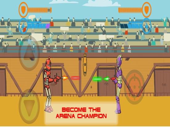 Bot Lazer Fight screenshot 8