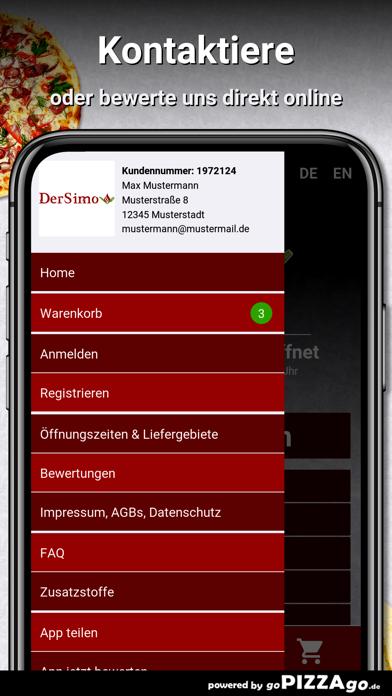 DerSimo Grill Hamburg screenshot 3