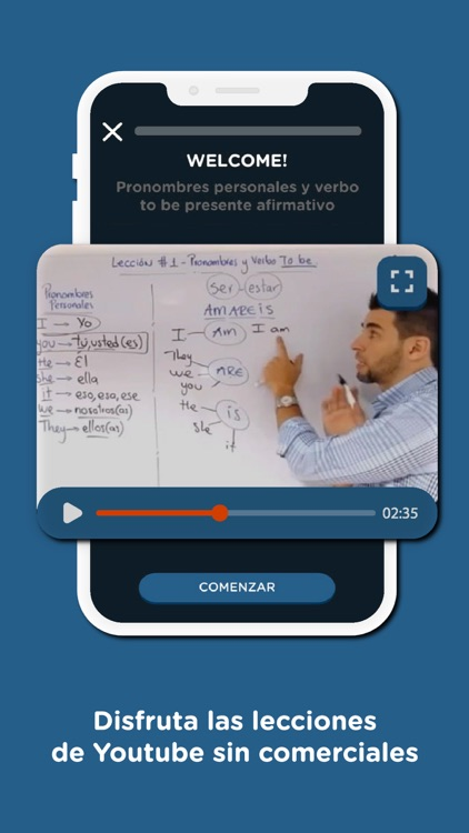 Ingles Facil - English Course screenshot-5
