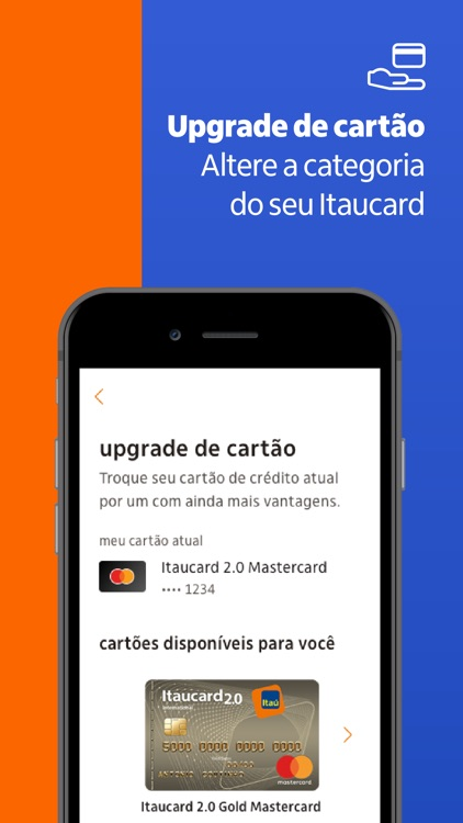 Itaucard cartão de crédito screenshot-4