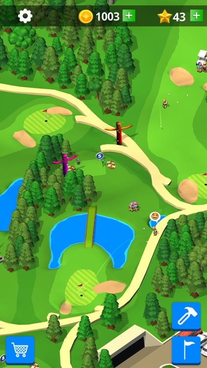 Idle Golf Club Manager Tycoon screenshot-9