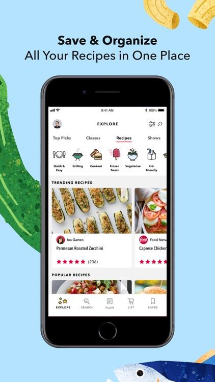 Food Network Kitchen screenshot-0