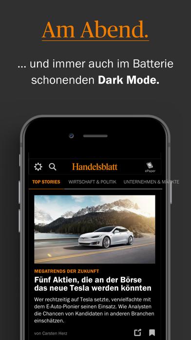 Handelsblatt - Nachrichtenのおすすめ画像7