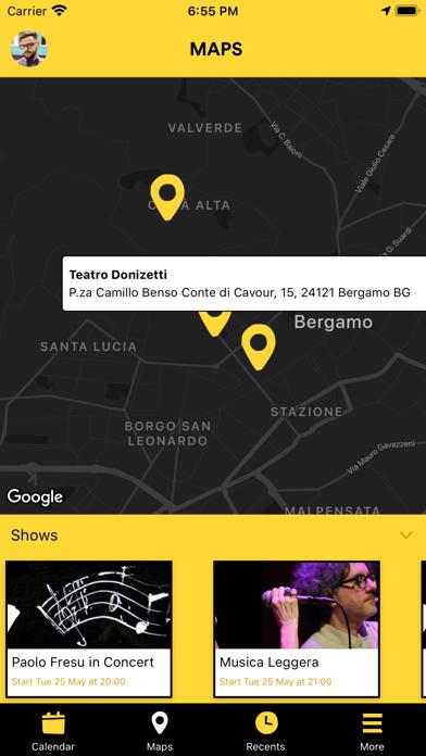Bergamo Jazz Festival screenshot 3