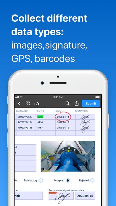 Fluix - Docs & Task Workflow ScreenShot0