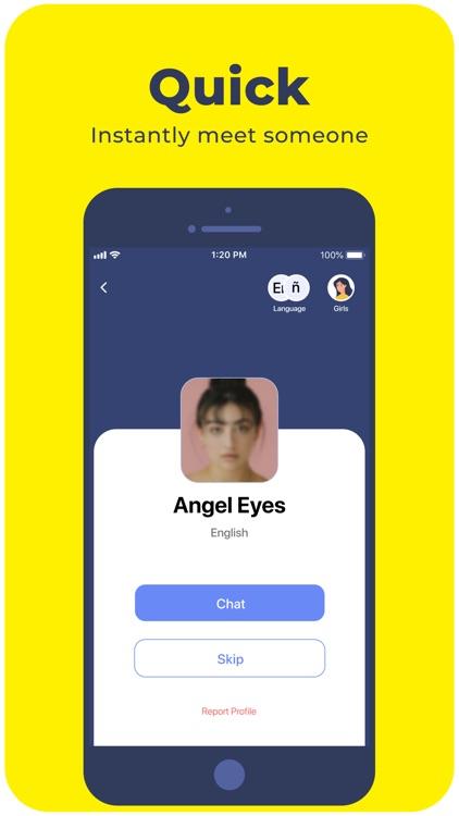 Chitter - anonymous chat screenshot-4