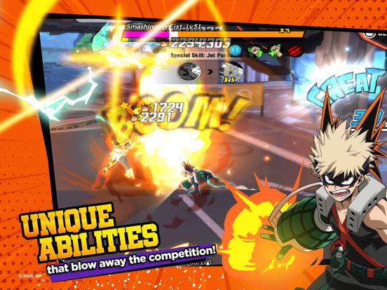 MHA: The Strongest Hero screenshot 6