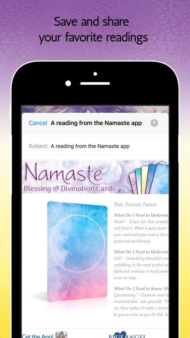 Namaste Blessing & Divination screenshot 9