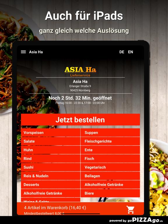Asia Ha Nürnberg screenshot 7