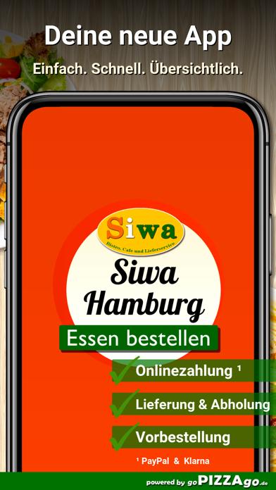 Siwa Lieferservice Hamburg screenshot 1