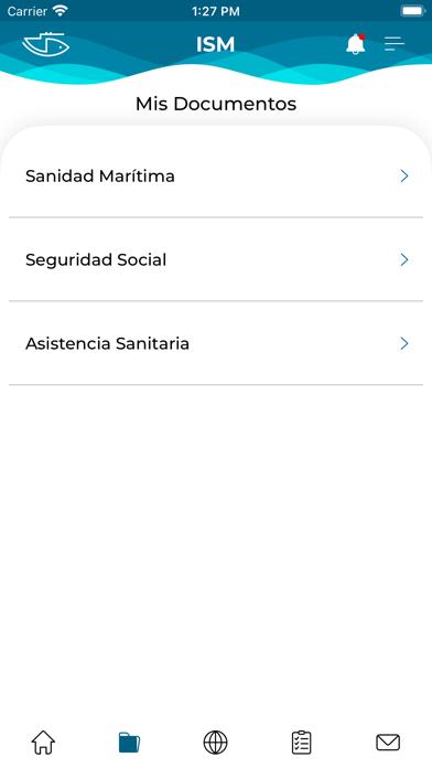ISM en tu Bolsillo screenshot 2