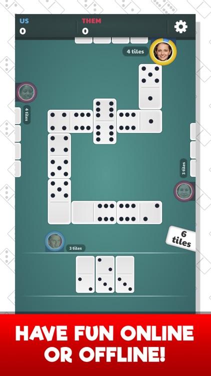 Dominoes Jogatina: Board Games screenshot-5