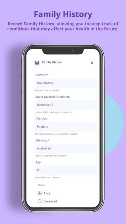 Wanngi Health Tracker screenshot-7