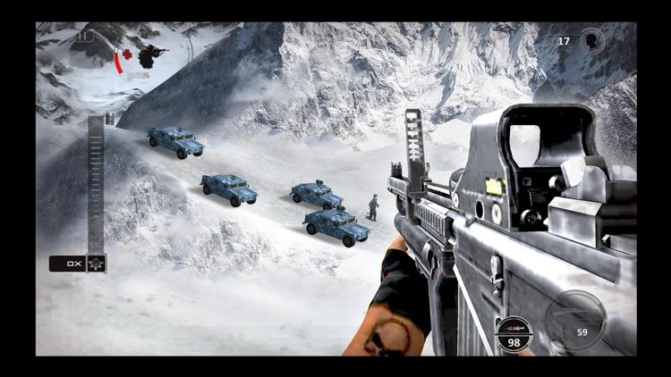 Mountain Sniper 3D Shooting