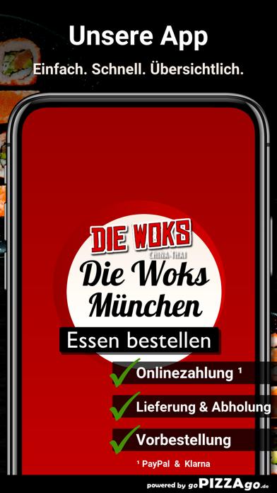 Die Woks China-Thai München screenshot 2