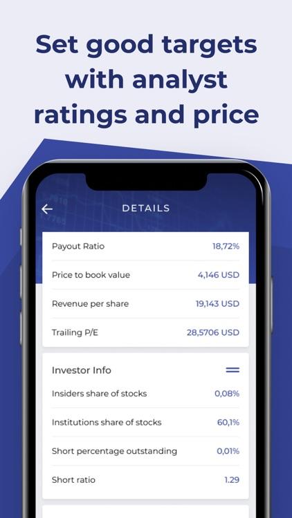 Stock Alert: Market tracker screenshot-4
