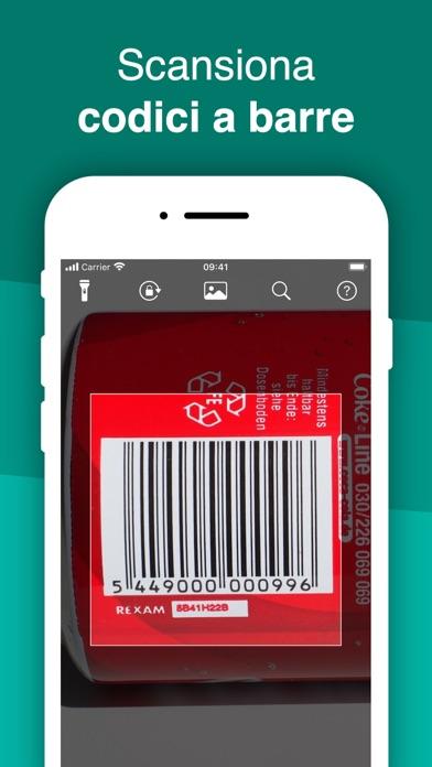 QR Code & Barcode Scanner iPhone