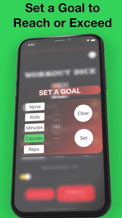 Workout Dice screenshot-3