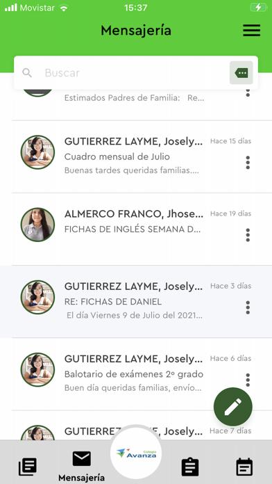 Colegio Avanza screenshot 4