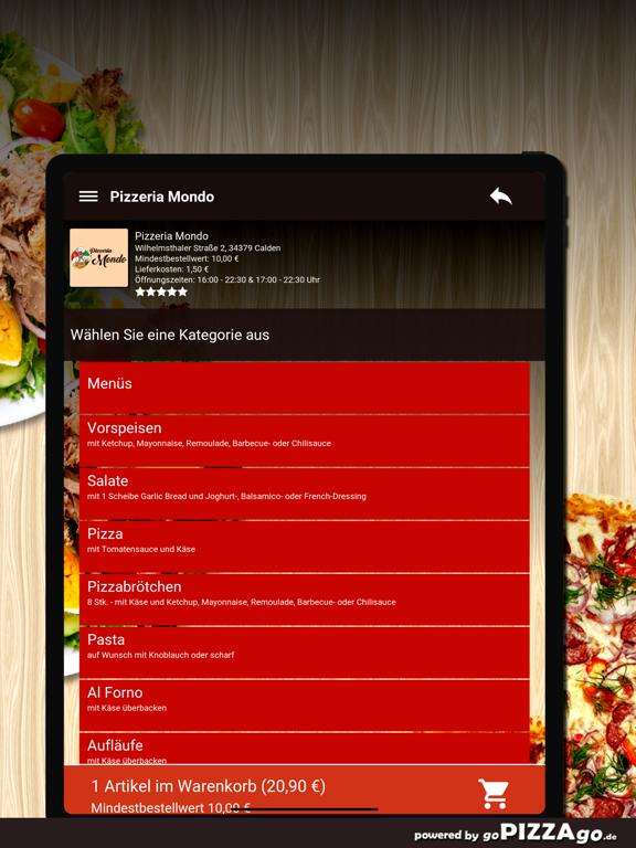 Pizzeria Mondo Calden screenshot 7