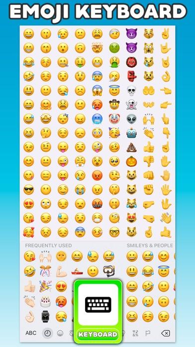 Emoji New Keyboard screenshot 2