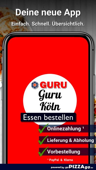 Guru Köln screenshot 1