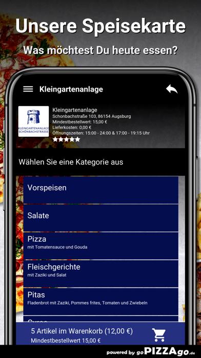 Kleingartenanlage Augsburg screenshot 4