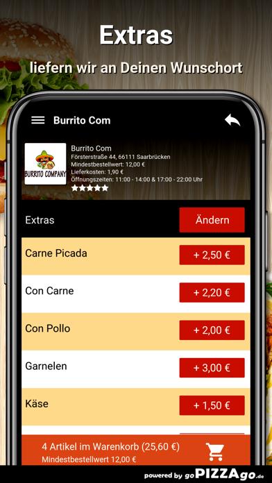 Burrito Com Saarbrücken screenshot 6