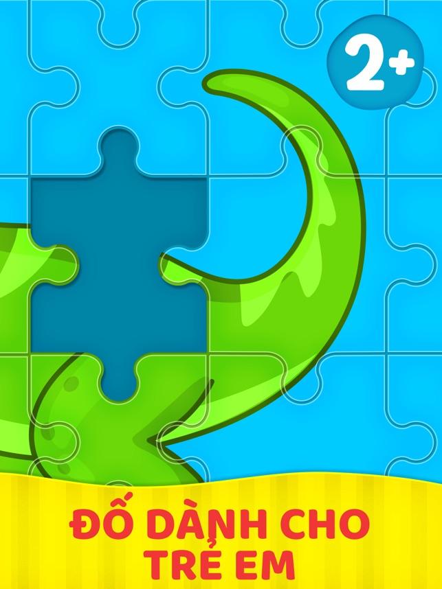 Trò chơi cho trẻ em - Câu đố