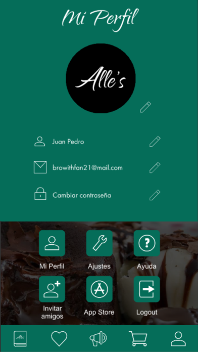 Recetario - Alle's Cookbook screenshot 8