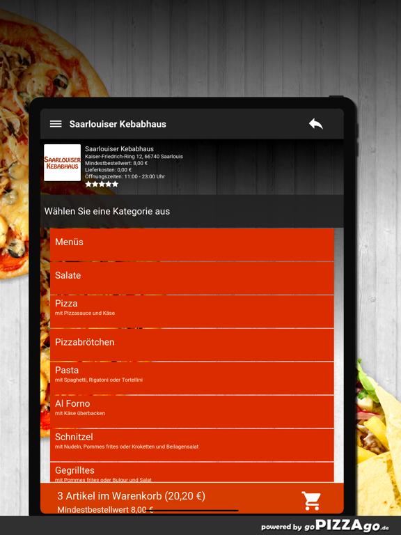 Saarlouiser Kebabhaus Saarloui screenshot 8
