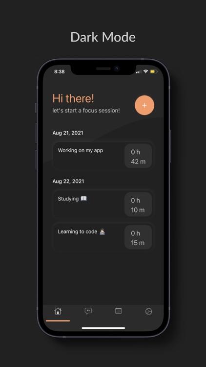 Pomo - Focus Timer screenshot-5