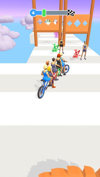 Bike Runners screenshot 2