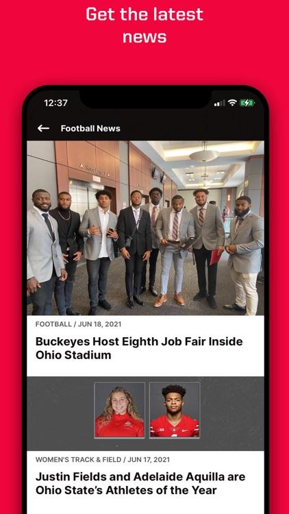 Ohio State Buckeyes screenshot-3