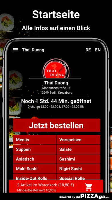 Thai Duong Berlin Kreuzberg screenshot 2