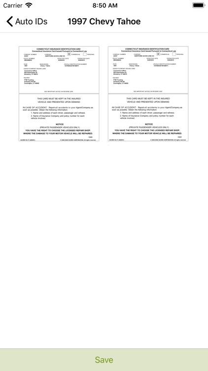 Olivier-VanDyk Insurance screenshot-3